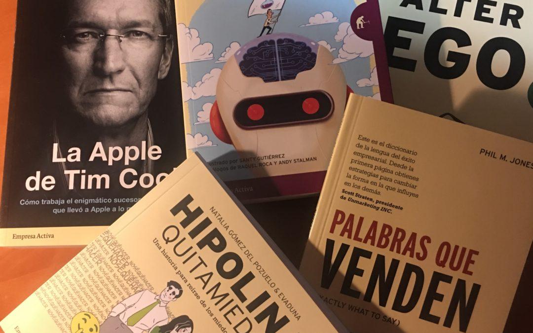 RECOMENDACIONES DE LECTURAS PARA ESTA NAVIDAD – EDITORIAL EMPRESA ACTIVA