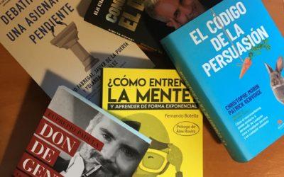 RECOMENDACIONES DE LECTURAS PARA REGALAR Y REGALARSE_ALIENTA EDITORIAL