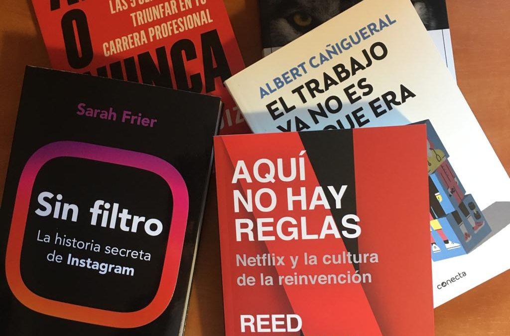 RECOMENDACIONES DE LECTURAS PARA REGALAR Y REGALARSE-EDITORIAL CONECTA