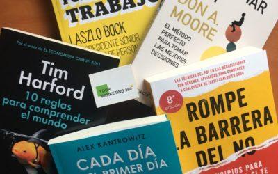 7 días, 7 recomendaciones para el Día Internacional del Libro (Conecta Libros)