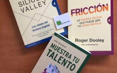 7 días, 7 recomendaciones para el Día Internacional del Libro (Empresa Activa)