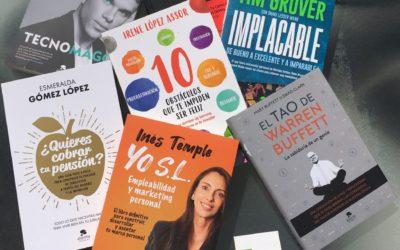 7 días, 7 recomendaciones para el Día Internacional del Libro (Alienta Editorial)