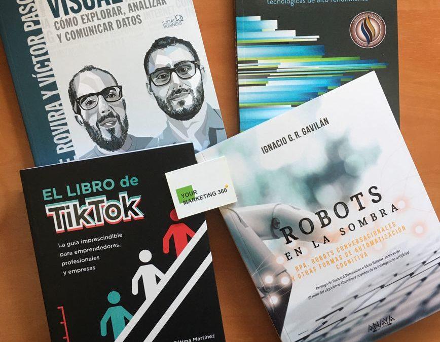 7 días, 7 recomendaciones para el Día Internacional del Libro (Grupo Anaya)