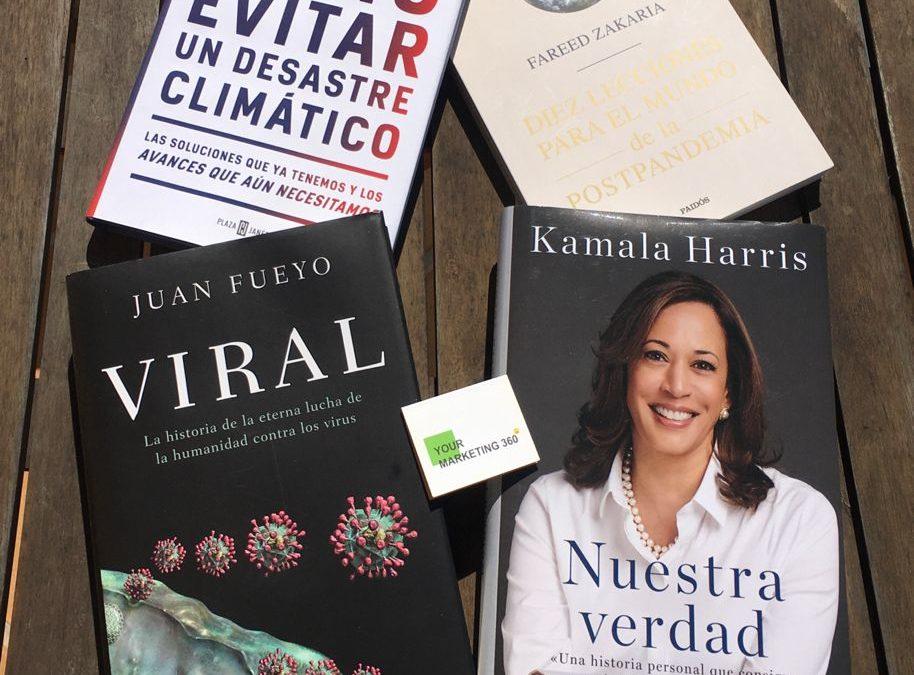 7 días, 7 recomendaciones para el Día Internacional del Libro