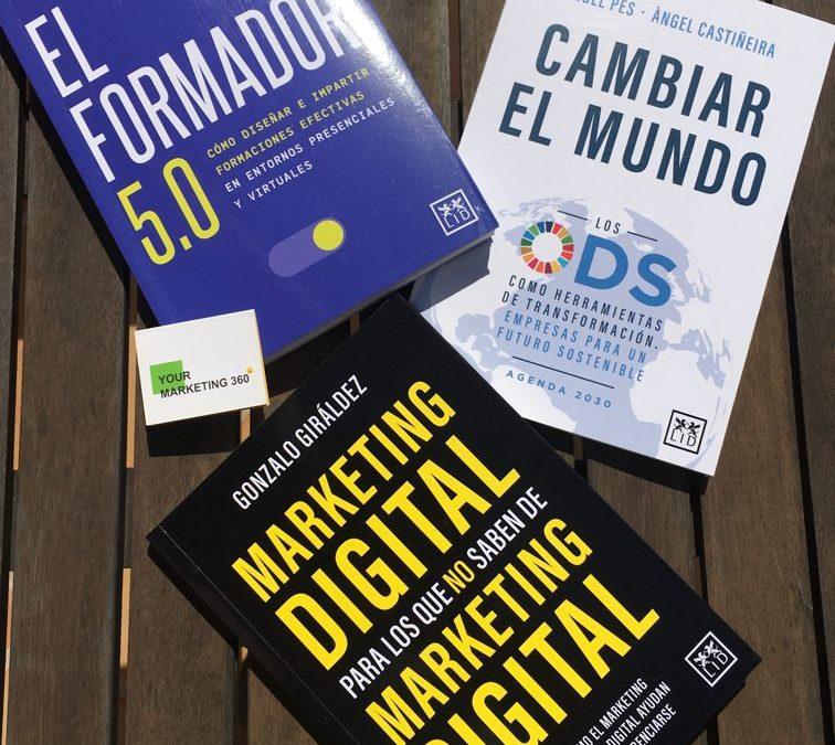 7 días, 7 recomendaciones para el Día Internacional del Libro (Editorial LID)